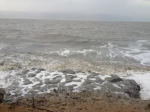 Dead Sea Waves